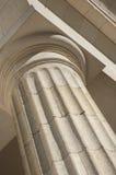 Het fragment van de kolom stock afbeeldingen