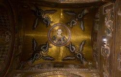 Het fragment van het plafond Stock Afbeelding