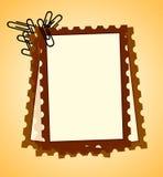 Het frame van BG ontwerpen Royalty-vrije Stock Foto