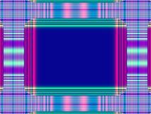 Het frame van cpu. Stock Afbeelding