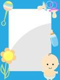 Het frame van de baby Royalty-vrije Stock Foto's