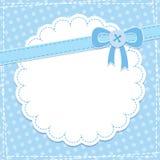 Het frame van de baby Stock Foto