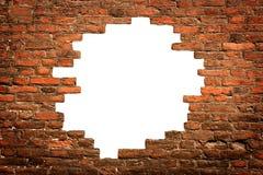 Het frame van de baksteen Royalty-vrije Stock Afbeelding