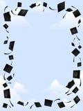 Het frame van de baret Stock Fotografie