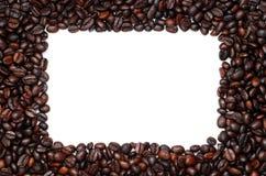 Het Frame van de Boon van de koffie Royalty-vrije Stock Foto