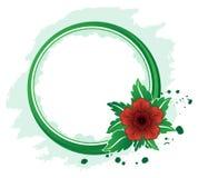 Het frame van de cirkel Royalty-vrije Illustratie