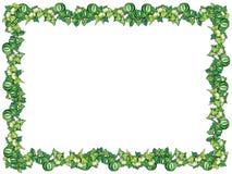 Het frame van de dankzegging Royalty-vrije Stock Fotografie
