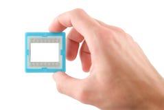 Het frame van de dia Stock Afbeeldingen