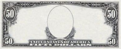 Het frame van de dollar Royalty-vrije Stock Foto's