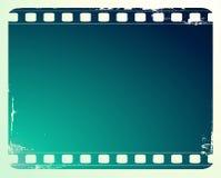 Het frame van de film Royalty-vrije Stock Afbeeldingen