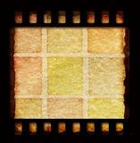 Het frame van de film Stock Afbeeldingen