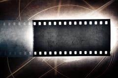 Het frame van de film Stock Foto's