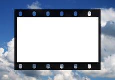 Het frame van de film Royalty-vrije Stock Foto's