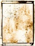 Het frame van de film met grunge Royalty-vrije Stock Fotografie