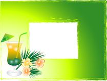 Het frame van de foto Royalty-vrije Stock Foto's