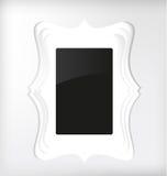 Het frame van de foto royalty-vrije illustratie
