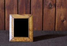 Het frame van de foto op lijst Royalty-vrije Stock Foto's