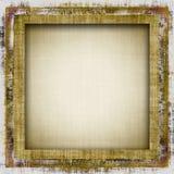 Het Frame van de Grens van Grunge Stock Fotografie