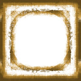 Het Frame van de Grens van Grunge royalty-vrije illustratie