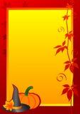 Het Frame van de herfst Stock Afbeeldingen