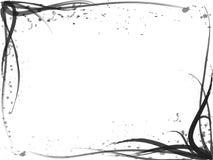 Het Frame van de inkt Royalty-vrije Stock Foto's