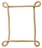 Het frame van de kabel stock foto