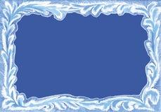 Het frame van de kerstkaart Royalty-vrije Stock Afbeelding