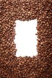 Het frame van de koffie Stock Foto's
