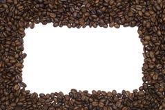 Het frame van de koffie royalty-vrije stock foto's