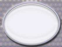 Het Frame van de lavendel Royalty-vrije Stock Fotografie