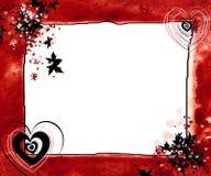 Het frame van de liefde Royalty-vrije Stock Foto's