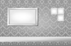 Het Frame van de muur Stock Afbeelding