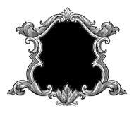 Het frame van de nacht vector stock illustratie