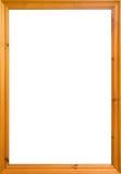 Het frame van de pijnboom Stock Fotografie