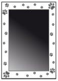 Het frame van de poot Royalty-vrije Stock Afbeeldingen