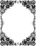 Het frame van de tijd Royalty-vrije Stock Fotografie