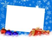Het frame van de vakantie Stock Afbeeldingen