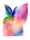 Het Frame van de Vakantie van de lente - met het knippen van weg Royalty-vrije Stock Afbeelding