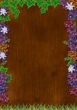 Het frame van de vegetatie stock afbeeldingen