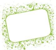 Het frame van de zomer Stock Foto