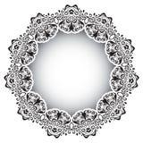 Het Frame van Deco Royalty-vrije Stock Fotografie