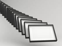 Het frame van Empy royalty-vrije illustratie