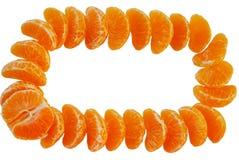 Het frame van fruit. Royalty-vrije Stock Foto