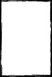Het frame van Grunge Stock Foto's