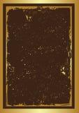 Het frame van Grunge stock illustratie