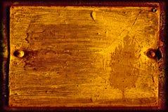 Het frame van Grunge Stock Foto