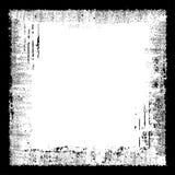 Het frame van Grunge. Stock Afbeeldingen