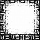 Het frame van Grunge Royalty-vrije Stock Afbeelding