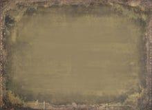 Het frame van Grunge achtergrond stock illustratie