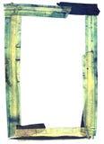 Het frame van Grunge grens Royalty-vrije Stock Afbeeldingen